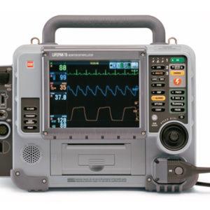 Cardioversor desfibrilador Lifepak 15 physio control
