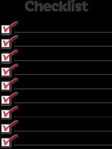checklist-dea-cr-plus