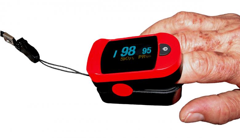 Oxímetro de Pulso – O que é saturação de oxigênio (SpO2)