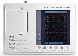 Eletrocardiógrafo 3 canais melhor preço do mercado