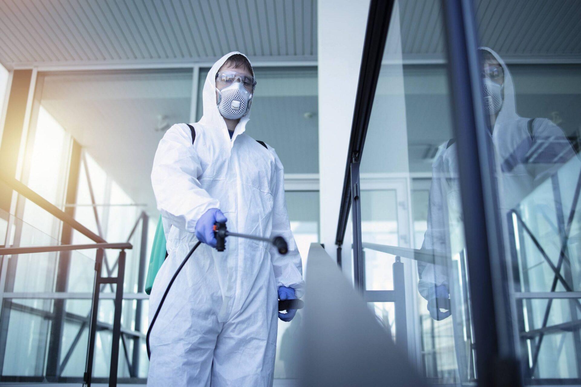 Afinal, como fazer a desinfecção do ambiente hospitalar em tempos de pandemia